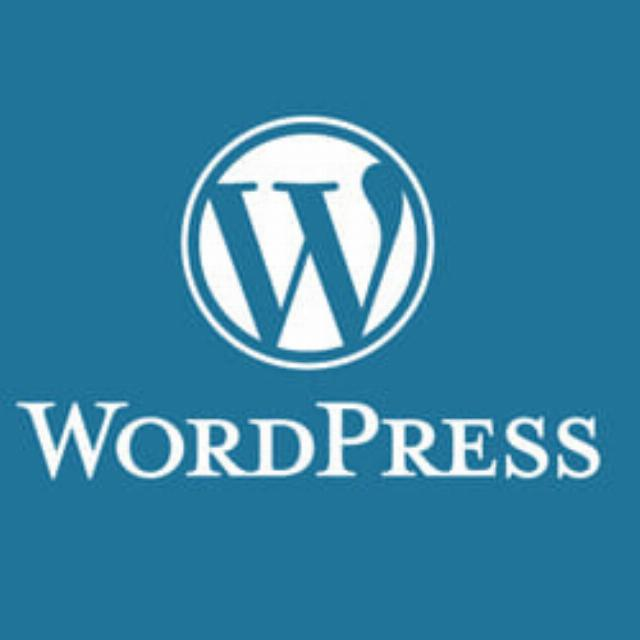 Wordpress (En cours de construction)