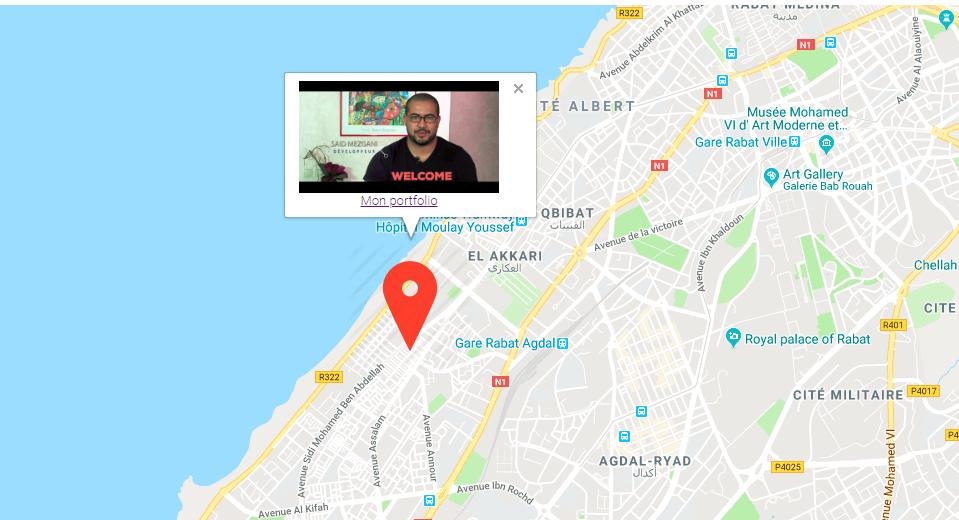 Google Maps API - Gestion des markers