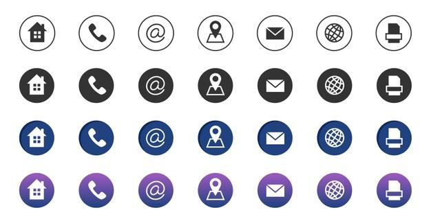 Icones svg gratuit